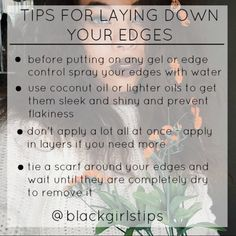 Tips And Tricks For Beautiful Hair With Minimum Fuss. While nearly everyone appreciates the look and feel of healthy hair, not everyone understands the best way to obtain it. Natural Hair Care Tips, Natural Hair Journey, Natural Hair Styles, Natural Hair Tutorials, Do It Yourself Fashion, Pelo Natural, Au Natural, Healthy Hair Tips, Healthy Food
