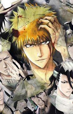 """Read """"Bleach: 7 Minutes in Heaven - Shunsui Kyōraku"""" #bleach #anime #fanfiction"""