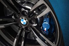 Nürburgring Tested M Performance Brakes on the new #BMW #M2  Inheriting the lightweight forged aluminum axle system from the latest generations of M3 and M4, the double-joint spring-strut front axle with four-piston fixed calipers and the two-piston fixed caliper rear axle significantly reduces unsprung mass.Axles are painted in the signature M Compound Brakes metallic blue and etched with the symbolic M logo. The perforated brake disc rings with inner-vents are constructed with grey-cast…