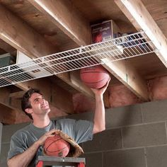 Roundup: Spring Organization Ideas for the Garage and Basement That ADD Space » Curbly | DIY Design & Decor