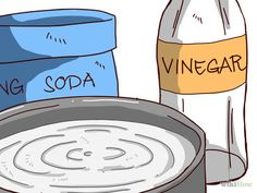 How to Make Hot Ice (with Pictures) - wikiHow Vinegar, Baking Soda, Coffee Maker, Bubbles, Canning, Hot, How To Make, Trends, Kids