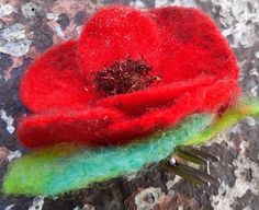 Hand made with love. Only 1 each. merino and recycling ribbons. Birthday Pins, Happy Birthday Gifts, Poppy Pins, Poppy Brooches, Flower Brooch, Felt Flowers, Craft Gifts, Poppies, Recycling