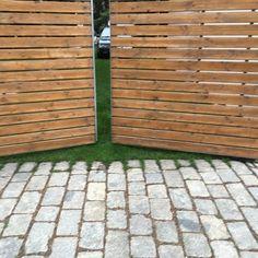 Dvoukřídlá brána s podzemním pohonem - realizace Kladno Outdoor Structures, Pictures