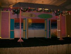 Key west theme stage from Max King Events. Steel Drum, Key West, Breeze, Stage, Events, King, Cool Stuff, Key West Florida