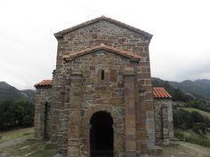 Santa Cristina de Lena. Portada