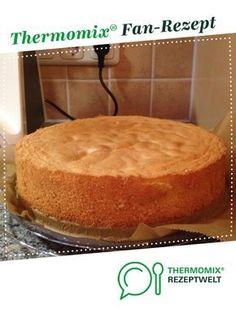 Bisquitboden - den besten den ich kenne von wuia. Ein Thermomix ® Rezept aus der Kategorie Backen süß auf www.rezeptwelt.de, der Thermomix ® Community.