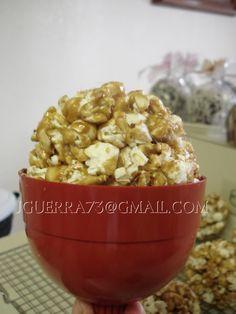 Palomitas de maíz de sabores - LaCelebracion.com