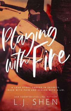 Playing with Fire  is the latest contemporary, college romance book from popular romance book author, L.J. Shen. This contemporary romance novel will captivate you as you follow two tragic characters who find love. Read the book review from romance book blogger, She Reads Romance Books to see if you'll find this book worth reading.