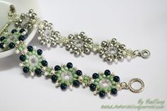 Islanzadi - bracelet tute with detailed pictures and instructions  ~ Seed Bead Tutorials