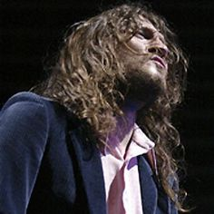 "HAPPY 48th BIRTHDAY to JOHN FRUSCIANTE!!  3 / 5 / 2018   Former lead guitarist for the Red Hot Chili Peppers who helped write such songs as ""Scar Tissue"" and ""Give it Away."" He has also worked with artists like Omar Rodriguez-Lopez of The Mars Volta, and has achieved success as a solo artist as well. In 2004, he released four studio albums, A Sphere in the Heart of Silence, Shadows Collide With People, The Will to Death, and Inside of Emptiness, as well as two EPs."