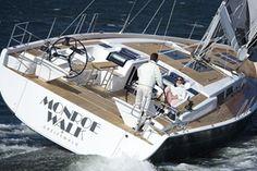 Hanse Yachts UK - Hanse 575 Boat Details