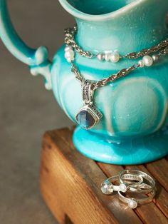 Our awesome Sara Blaine Jewelry :)