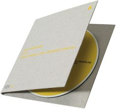 Title:      Recycled CD pack  Client:      Boxhead  Materials:      100% recycled board  Processes:      Screen print, individual numbered