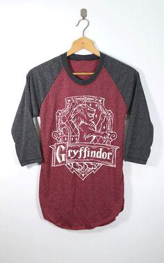 NEW Gryffindor Shirt Harry Potter Shirts O-Neck by igetherproject
