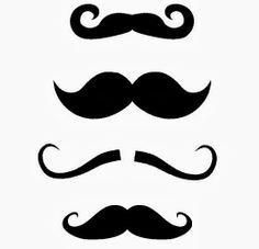 The Free SVG Blog: Mustache Free SVG - Photo Booths and More!