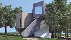Quercus house, Bologna, 2014 - AREA STUDIO architetti associati