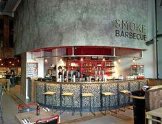 Smoke Barbecue (Leeds, UK), Multiple Restaurant | Restaurant & Bar Design Awards