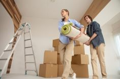 Rham Removals for Moving House Locally.