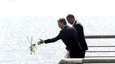 """Obama y Macri rindieron homenaje a las víctimas de la dictadura y coincidieron en el reclamo de """"Nunca más"""""""