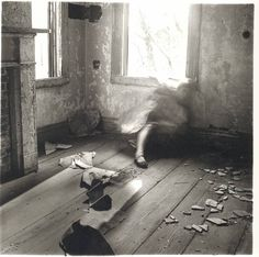 Francesca Woodman's House series.
