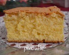 Gâteau de ***pessah Bouscoutto Ingrédients  (pour un moule d'environ 24  x 18 cm et entre parenthèses les proportions que j'utilise pour un moule rectangulaire de 25 cm sur 33 cm )  - 4 oeufs  (6 oeufs)  - 150 gr de sucre en poudre  (225 gr de sucre*)  - 70 gr de fécule de pomme de terre  (100 gr de fecule)  - 1 verre d'amandes en poudre  (1 verre et demi d'amandes)  - extrait de vanille ou zeste de citron  Avec 4 gros oeufs utiliser un verre de contenance 20 c