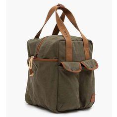 Whillas and Gunn Australian-made Canvas Bag