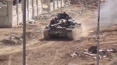 Noticia Final: VÍDEO: Exército sírio esmaga defesas jihadistas no...
