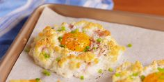 Cloud eggs.... low carb! This impressive dish is easier than it looks!