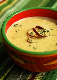 SPINACH AND ARTICHOKE BISQUE *Saucepan. http://www.nibblemethis.com/2010/02/spinach-and-artichoke-bisque.html