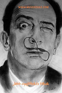 Portré rajzok- az arcszőrzet megrajzolása