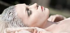 Snow-Queen Look beauty-student:  My new makeup work from my...