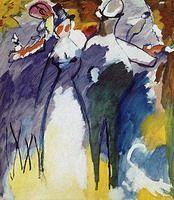 Wassily Kandinsky. Impresión VI (domingo), 1911