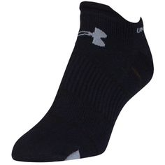 Under Armour Women's UA Double Tab Running Socks 3 for $30 ($13) ❤ liked on Polyvore featuring intimates, hosiery, socks, black, under armour, moisture wicking socks, wicking socks, under armour socks and sweat wicking socks