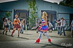 Lollipop Chainsaw , Lexi Farron Strife