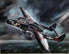 P-61 Black Widow ~ BFD