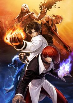 King of Fighters Animation In The Works, Q1 2016 Release Planned