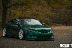 Photos via Erik Breihof In nature, emeralds are found as far away as Colombia to the South, and South Africa to the East, however this emerald 2009 Honda Accord was mined out of the Custom Function...