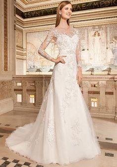 Demetrios 1492 Wedding Dress - The Knot