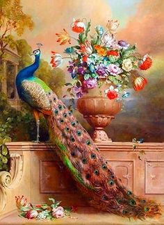 Product Description : 5D DIY Diamond Painting Animal Diamond Mosaic Cross Stitch Full Square Diamond Embroidery Peacock Home Decor Type:Diamond Painting Animal About frame:We sell the diamonds painting without Frame About section diamond:section 9 and section 13 Advantage:Our diamond painting factory for 10 years, the Peacock Pictures, Peacock Painting, Peacock Art, Bright Color Schemes, Diamond Picture, Oil Painting Pictures, Mosaic Crosses, 5d Diamond Painting, Cross Stitch Kits