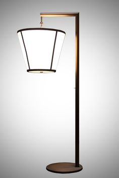 Spike Lighting, floor lamp for Riverplace Hotel