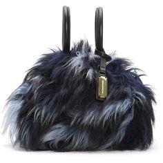 FAUX FUR DRAWSTRING BAG ❤ liked on Polyvore featuring bags, handbags, faux fur bag, juicy couture purses, faux fur purse, faux-fur handbags and drawstring bag