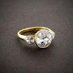 Adorable Natural Kyanite Wedding Engagement Rose Cut Diamond 925 Silver Ring Limpid In Sight Diamond Fine Rings