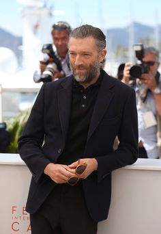 Vincent Cassel is our Most Stylish Man 2016