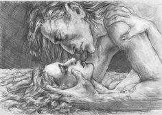 No words by francu.deviantart.com on @deviantART Severus and Hermione