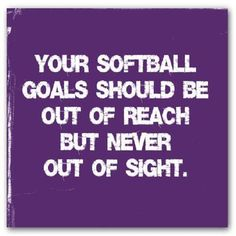 Image result for motivational quotes for softball