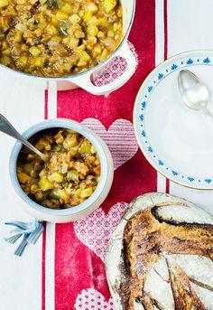 Receta 306: Pisto estilo francés » 1080 Fotos de cocina