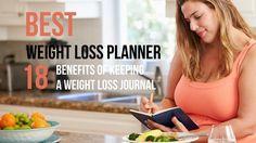 best weight loss planner journal