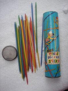Pick Up Sticks! This game was INTENSE!