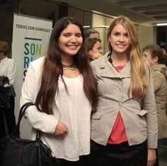 Equipo de Marketing acompañando a nuestros amigos de Fundación Sonrisas en su musical.