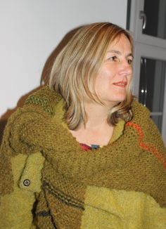 knitting scarf for wrapping Wrapping, Knitting, Spring, Sweaters, Fashion, Moda, Tricot, Sweater, Stricken